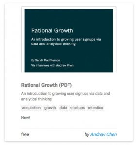 Rational Growth (PDF)