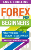 Forex For Beginners Book Anna Coulling