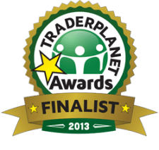 Finalist TraderPlanet Awards