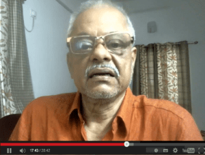 Dr Sivaraman Live Video