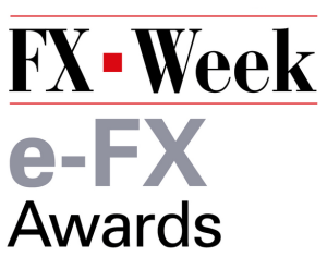 "Shortlisted as ""Best e-FX initiative of the year (vendor)"" for its News feed Award 2010"