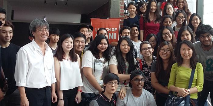 IACT College Visits @Kini