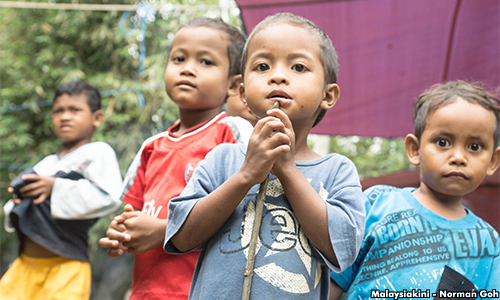 Will you help the Orang Asli community?