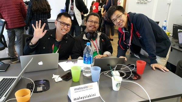 Malaysiakini receives special mention at Hong Kong Hackathon