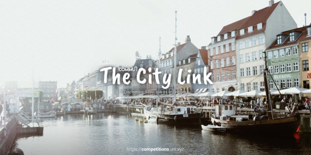 The City Link competition cover