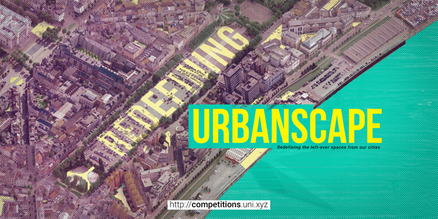 Urbanscape competition cover