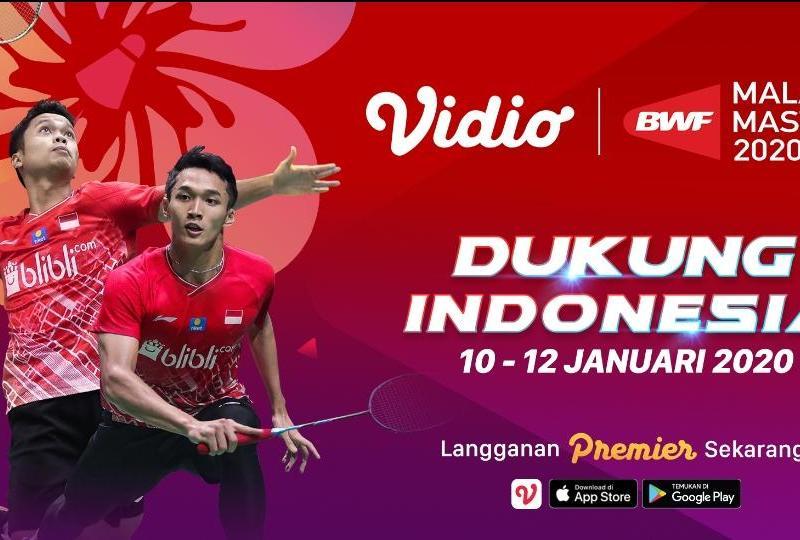 Pertandingan BWF Thailand Masters 2020