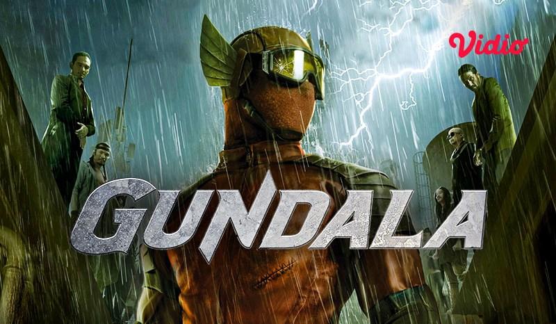 Film Gundala di Vidio Premier