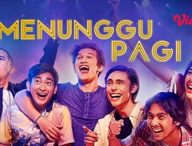 Sinopsis Hingga Daftar Pemain Film Menunggu Pagi, Sisi Lain Gemerlapnya Malam Jakarta