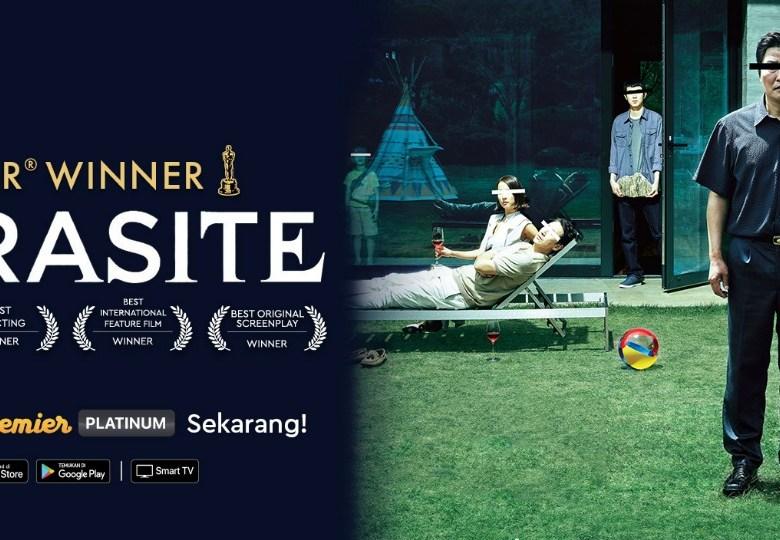 Film Korea Parasite (2019)