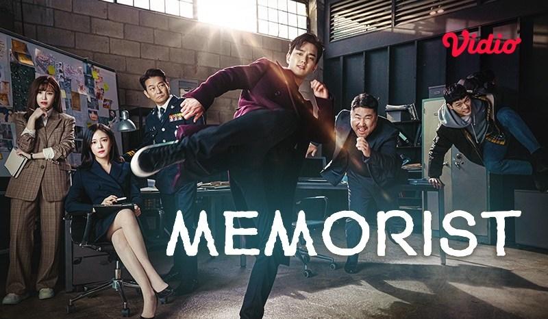 Memorist, Drama Korea Simulcast Terbaru di Vidio Premier