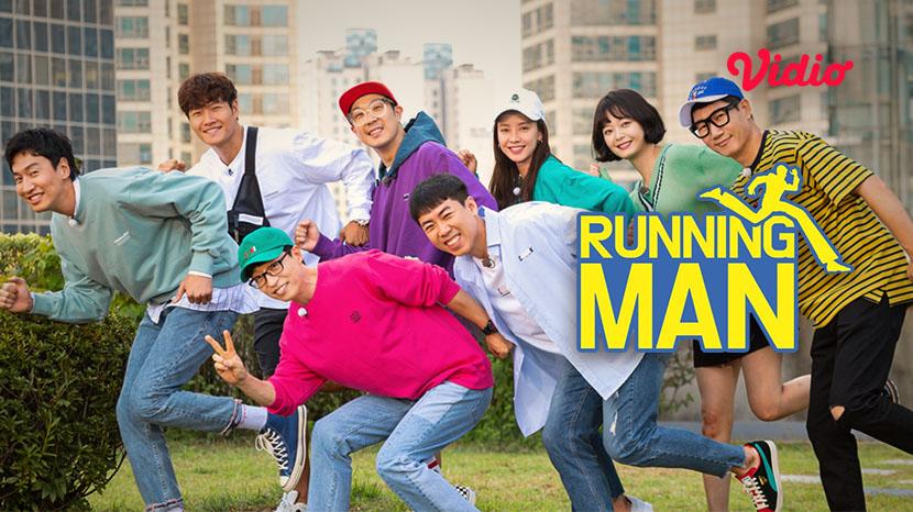 Reality Show Korea: Running Man Sekarang Ada di Vidio!