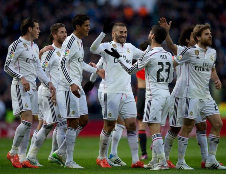 Real Madrid kembali berhasil menduduki Tahta La Liga usai Bungkam Real Sociedad