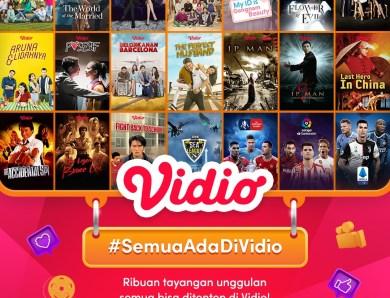 Film yang Akan Datang Bulan Juli dan Kategori menarik di Vidio yang Menemani Libur Kamu