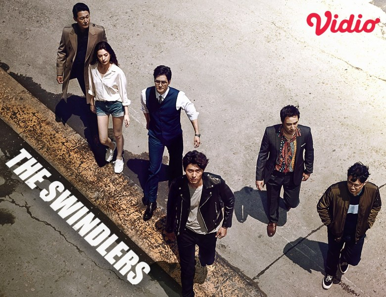 Film The Swindlers, Film criminal action sekelas Hollywod dari Korea
