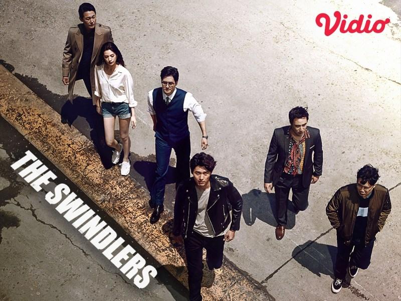 Film The Swindlers, Film criminal action sekelas Hollywod dari Korea