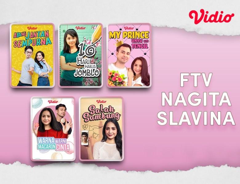 Film FTV SCTV Nagita Slavina yang Bikin Nostalgia
