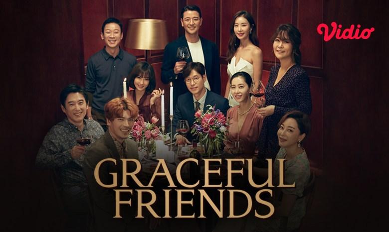 Sinopsis dan Nonton Streaming Graceful Friends Sub Indo