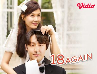 Sinopsis dan Kelebihan Film 18 Again. Series Korea Tentang Cinta Dan Mimpi Bersama