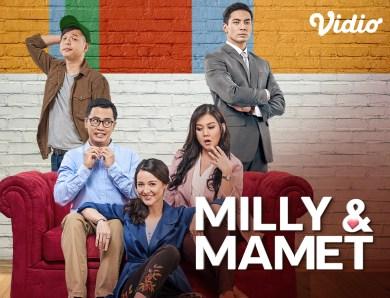 Nonton Milly dan Mamet, Realita Rumah Tangga Tak Seindah Masa Pacaran