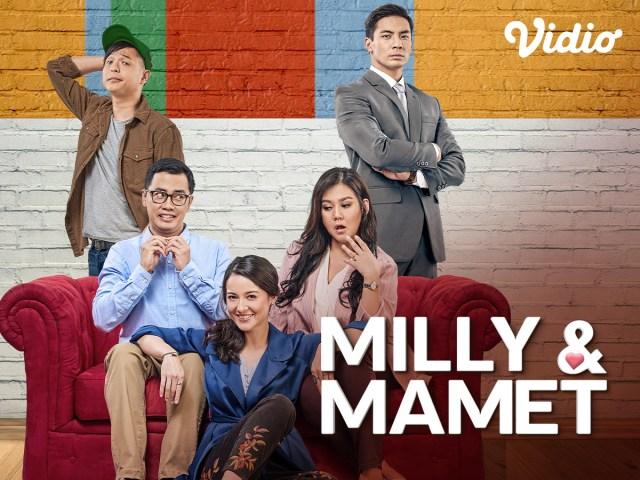 Nonton film milly dan mamet di Vidio