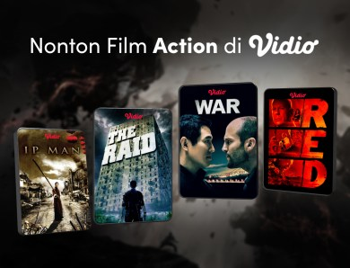 10 Film Action Terbaik Sepanjang Masa yang Wajib Ditonton