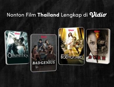 Film Thailand Terbaik, Lucu, Romantis yang Wajib Ditonton, Streaming di Vidio