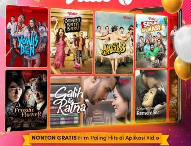Kapan Lagi Nonton Film Original Gratis? Hanya Di Ulang Tahun Vidio yang Keenam!