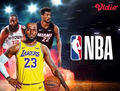 Jadwal Pemain dan Berita Video Terbaru NBA