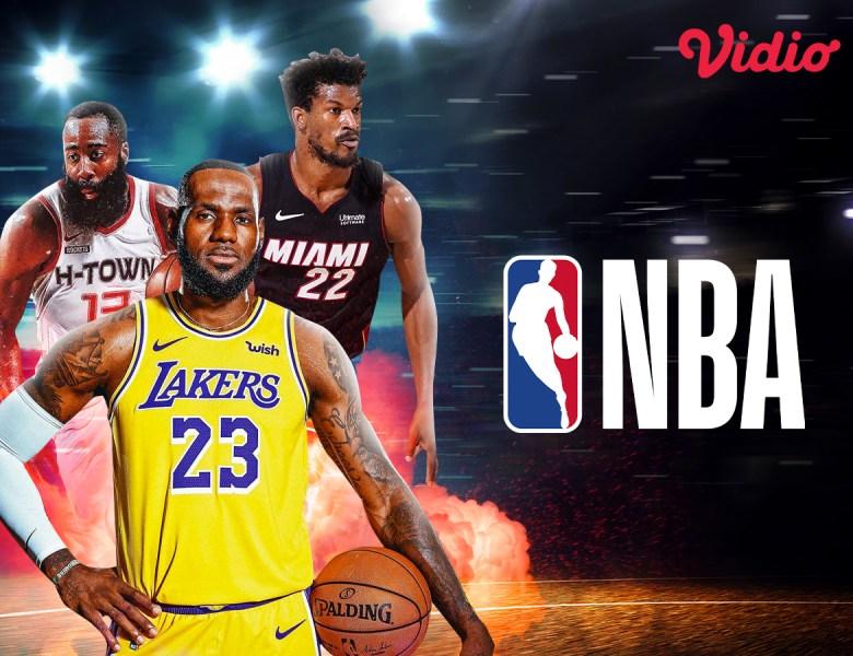 NBA Masuk Musim Baru, Berikut Jadwal NBA Terbaru Serta Berita Terkini