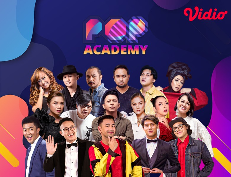 Nonton Pop Academy Indosiar 2020 Dengan Streaming di Vidio