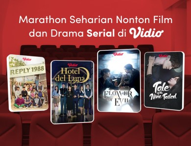 Nonton Drama Korea Terbaru Sub Indo di Vidio, Ini Daftarnya