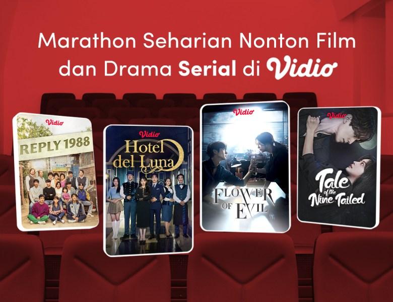 Link Nonton Drama Korea Subtitle Indonesia Gratis di Vidio