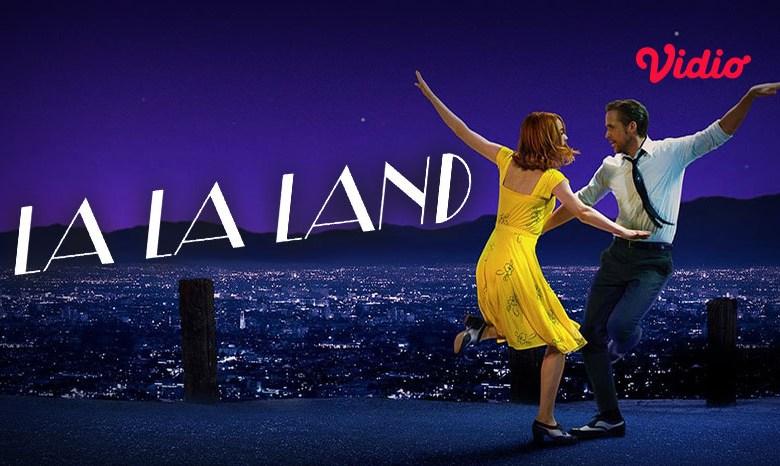 Daftar Film Barat Terbaik di Vidio Rental, Ada La La Land