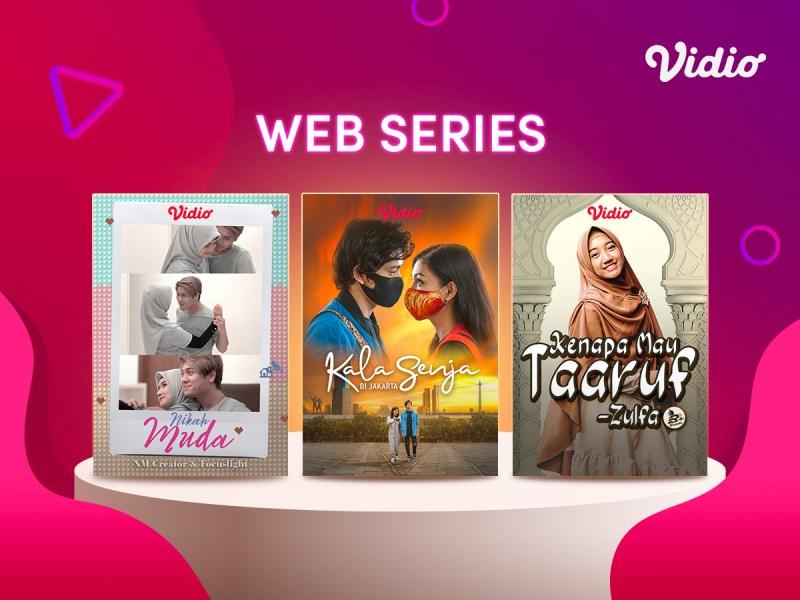 5 Web Series Indonesia Terbaik yang Bisa Ditonton Gratis di Vidio