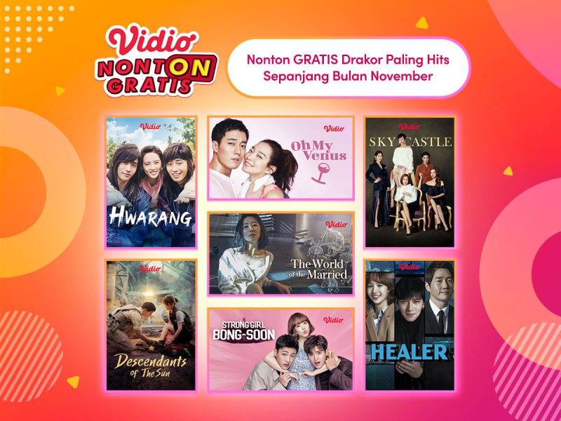 Drakor Gratis November Balik Lagi, Kim Hee, Song Jong-kii Aku Datang!