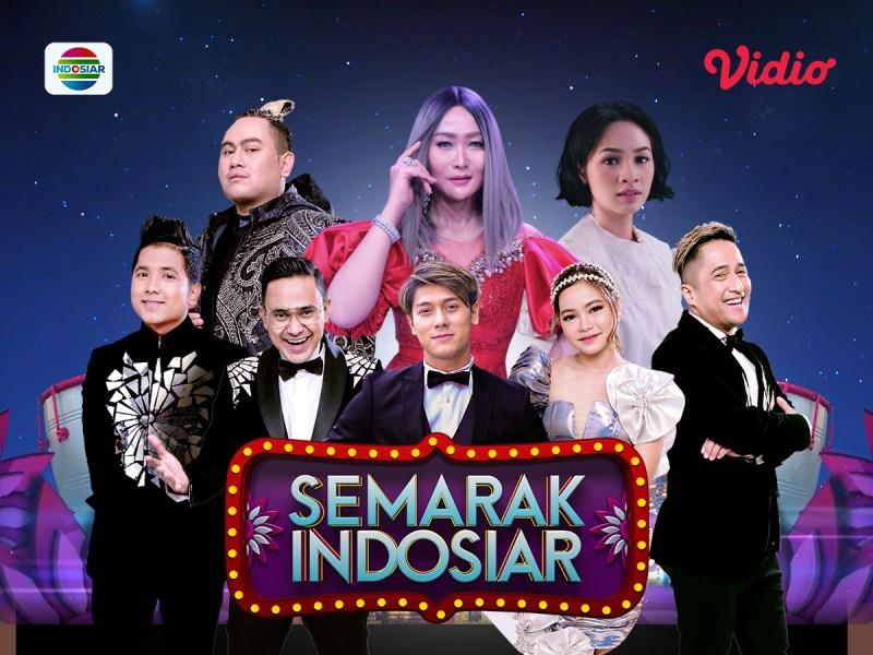 Streaming Semarak Indosiar di Vidio, Perhelatan Megah Bertabur Bintang Tanah Air