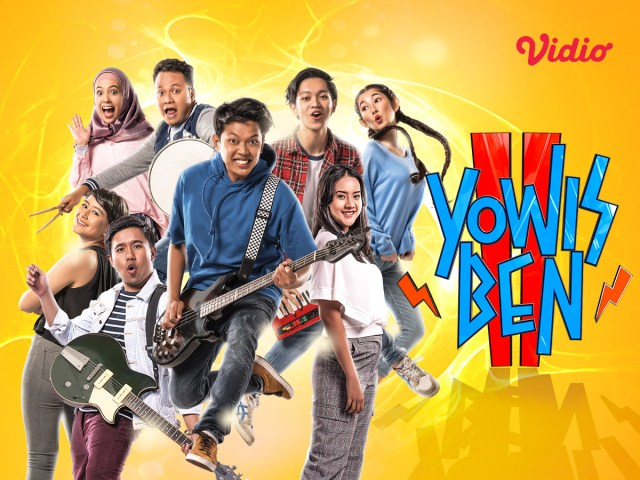 Nonton Yowis Ben 2 full movie di Vidio