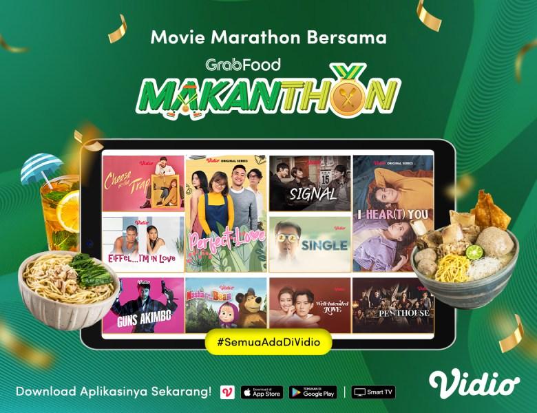Nonton Online Film Bersama GrabFood Makanthon Berkesempatan Dapet 1 Milyar. Order di GrabFood Sekarang, Bukan Tipu-Tipu!