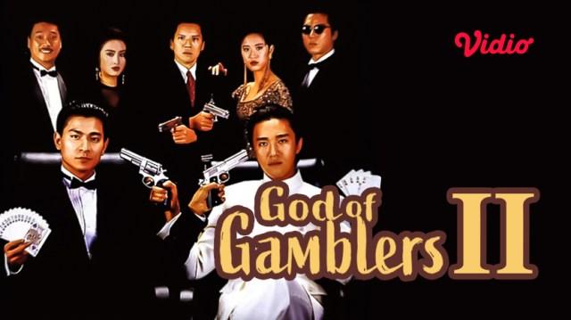 Nonton God of Gamblers 2 di Vidio