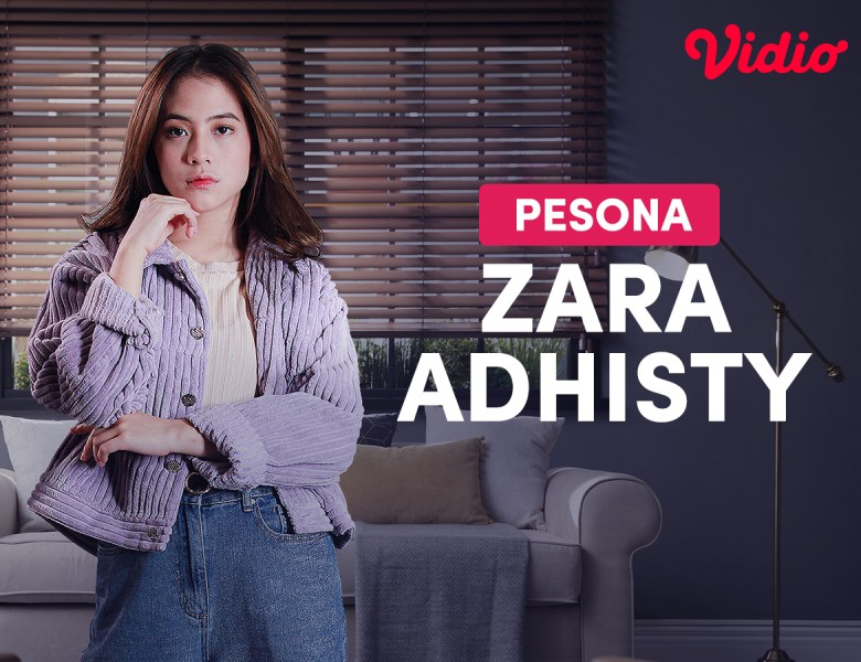 Pesona Adhisty Zara, Pemain I Hear(t) You Original Series Vidio