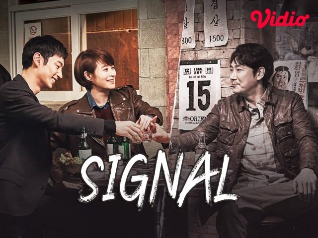 Korean drama terbaru signal