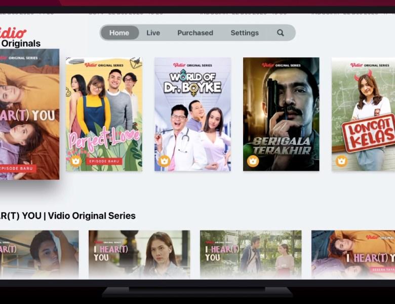 Nonton Original Series Vidio, Ada Serial Romantis hingga Komedi