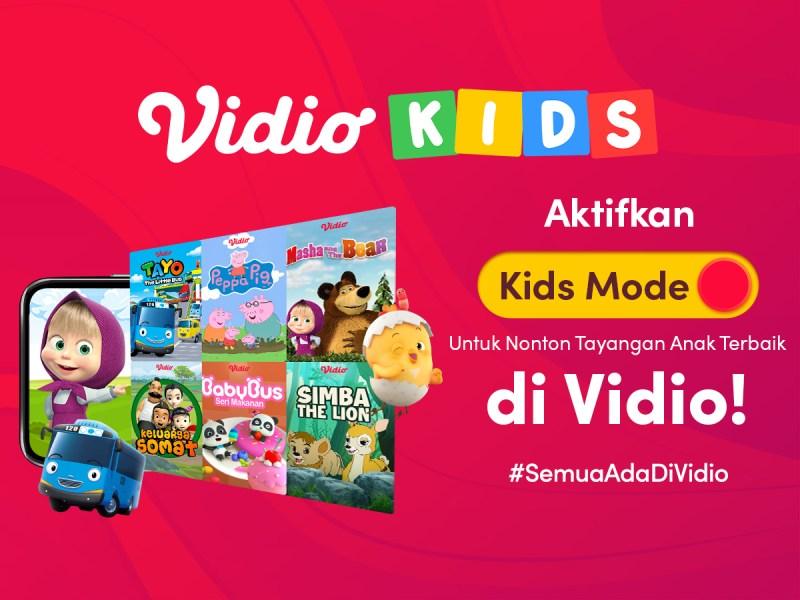Cara Aktifkan Kids Mode Vidio untuk Tayangan Ramah Anak di Perangkat Digital Kamu