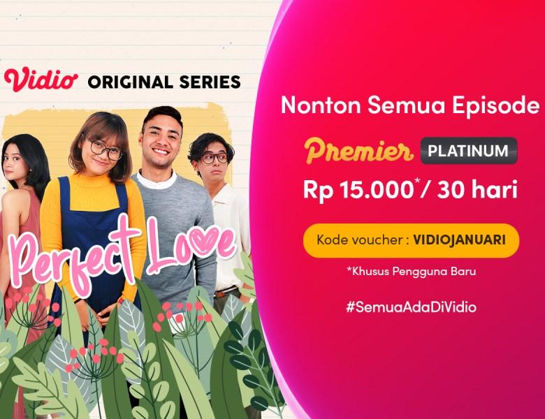 4 Pesan Mendalam dari Perfect Love Original Series, Nonton Episode Lengkap Cinta Aci Resti & Refal Hady