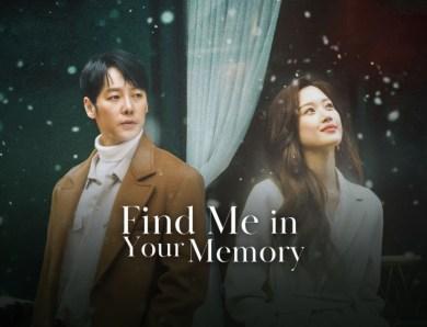 Daftar Pemain Find Me in Your Memory, Ada Mun Ka-Young