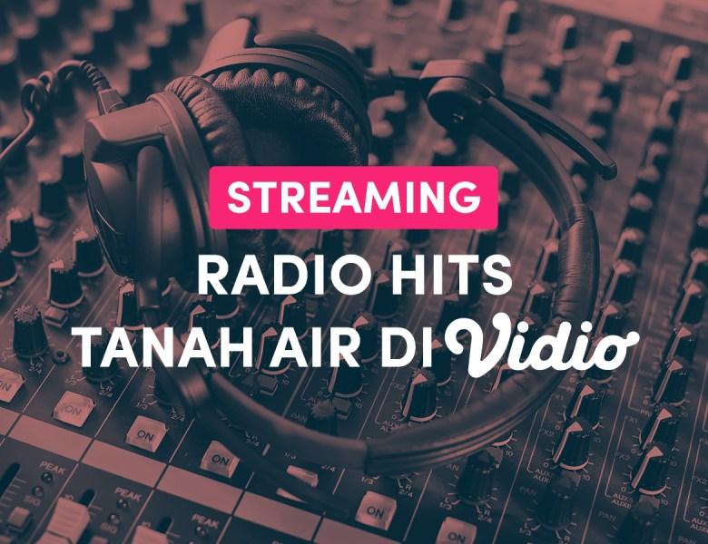 5 Radio Online Paling Hits untuk Kaula Muda, Dengerin di Vidio Gratis