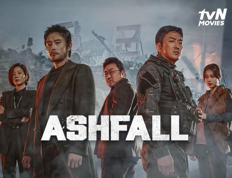 Ashfall 2019 Film Bencana Alam Korea Selatan yang Mengesankan