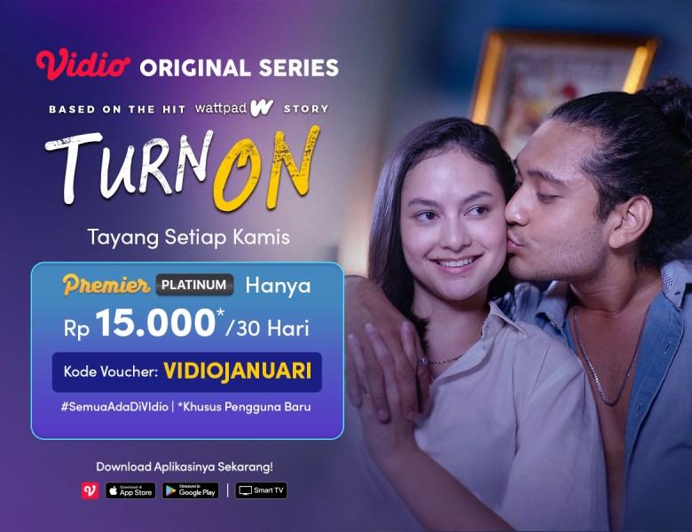 Review Turn On Original Series Episode 3, Akankah Andreas Mulai Mencintai Maria?