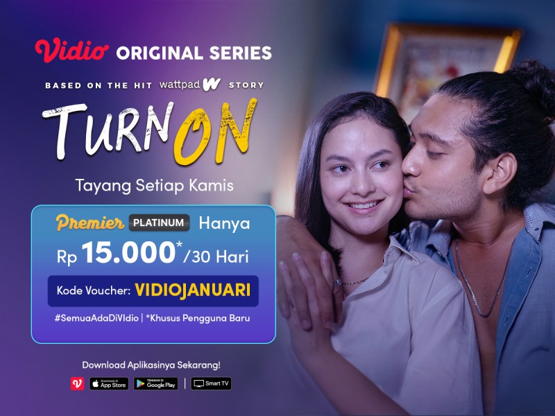Review Turn On Original Series Episode 3, Akankah Andreas Mulai Mencintai Maria?